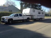 Calgary Alberta to Vancouver BC Trailer moving
