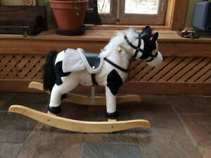 Cheval bascule / Rocking horse