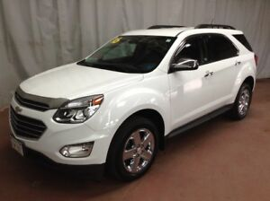2016 Chevrolet Equinox LTZ AWD ONLY 35KMS!