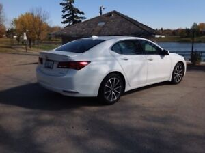 REDUCED PRICE! $400/month. 2015 Acura TLX. 33,000KM LEFT TO USE!