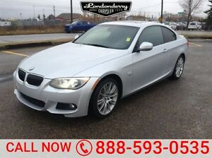 2012 BMW 3 Series 335I XDRIVE MPACKAGE Accident Free,  Navigatio