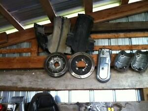 CLEARING OUT HONDA GOLDWING PARTS 1979 - 1997