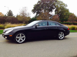 2008 Mercedes-Benz CLS-Class 550 Sedan AMG body!