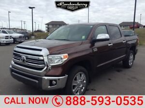 2016 Toyota Tundra 4WD CREWCAB 1794 Accident Free,  Navigation (