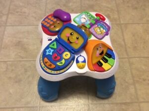 Fisher Price Play & Learn Table