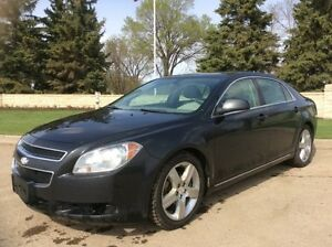2011 Chevrolet Malibu, LT-PKG, AUTO, LOADED, ROOF, $5,500