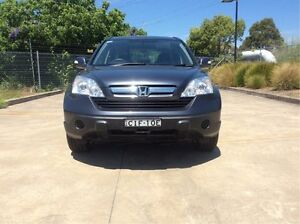 2009 Honda CR-V RE MY2007 4WD Grey 5 Speed Automatic Wagon Glendale Lake Macquarie Area Preview