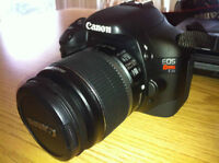 Canon T2i Camera with Canon carrying case