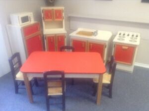 Childs Play house Furniture