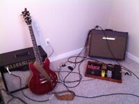 Guitar and Drum Lessons by Bluebird Music