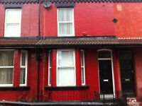 NO DEPOSIT..THREE BEDROOM TERRACE LOCATED ON AUGUST ROAD L6, TUEBROOK