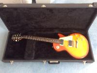 Epiphone Les Paul Studio Sunburst Guitar