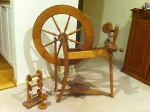 Ashford Spinning Wheel Huonville Huon Valley Preview