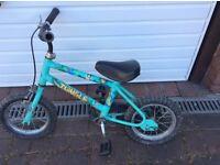 Child bike - good start bike for 3+