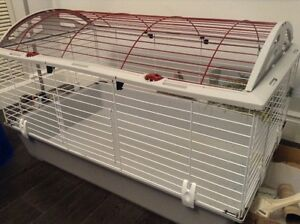 Living World Large Rabbit/Guinea pig/Small Animal Cage