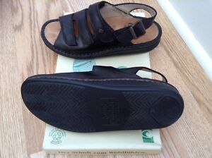 like new Finn Comfort sandals leather size 36