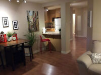 Fully Furnished Executive 2-Bedroom Short-Term Rental Downtown W