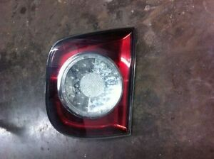 TAIL LIGHT GOLF CITY 2008 / LUMIERES ARRIERES VOLKSWAGEN  TAIL L