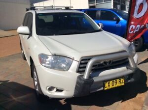 2010 TOYOTA Kluger KX-R (4x4) 7 SEAT Yass Yass Valley Preview