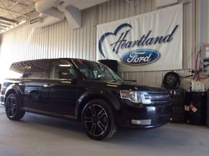 2015 Ford Flex SEL- NO ACCIDENTS REPORTING, APPEARANCE PKG, NAV,