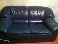 sofas, wall unit, curtains, coffee table