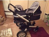 JOOLZ pram and pushchair combo
