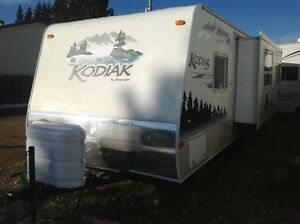 2006 DUTCHMAN KODIAK 30BHSL BUNK HOUSE