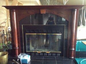 Manteau de cheminée - 99$