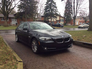 2013 BMW 5-Series 528 I Xdrive Berline