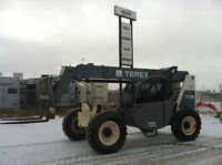 2005 Terex TH644 Telescopic forklift