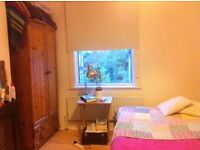 Double bedroom to rent over the SUMMER/FIRST 3 WEEKS OF AUGUST - Hackney/Homerton