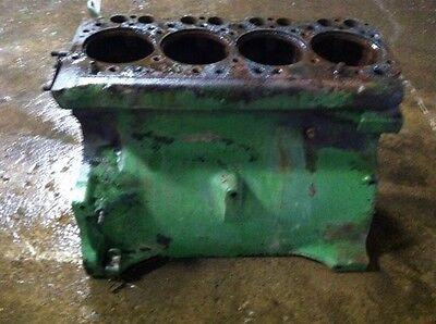 John Deere 2020 2510 Gas Engine Block T24960 Item 156