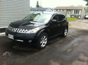 2006 Nissan Murano Se  AWD SUV for sale.