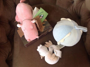 Wanting Organic for Lil One??? 6 New Organic Baby Toys...
