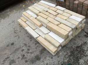 Luxury patio stones for really cheap ...