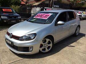 2010 Volkswagen Golf 1K MY11 GTi 6 Speed Direct Shift Hatchback Homebush Strathfield Area Preview