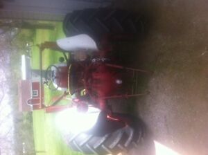 1949 8N ford tractor with front end loader