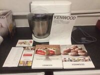 Kenwood Major KM710 with additional power whisk