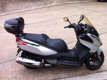 Award Winning Kymco Downtown 300i Scooter For Sale