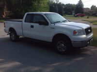 2006 Ford F-150 XLT Supercab Pickup Truck 4x4