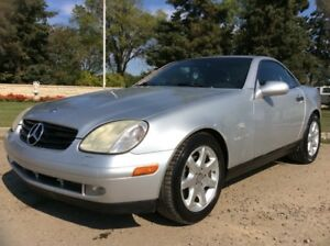 1998 Mercedes-Benz SLK230, COMPRESSOR, POWER CONVERTIBLE TOP!!