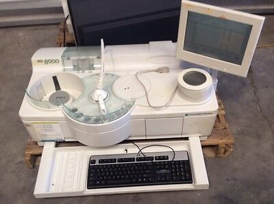 Instrumentation Laboratory Acl 8000 Coagulation Analyzer Laboratory Equipment