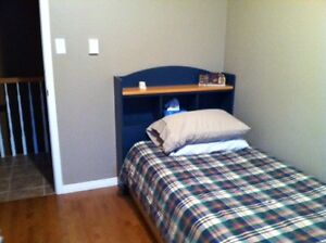 Furnished Room for Rent in Non-Smoking Home