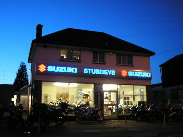 Sturdey Motorcycles Ltd - Used Car Sales  Used Cars Dealer  Tonbridge Kent