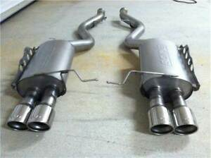 Borla S type exhaust for E92 M3