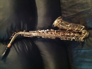 Selmer Alto Mark VI Gold Plated
