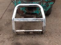 Toyota hilux front bull bar