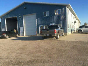 Shop, Office and Yard Space for Lease