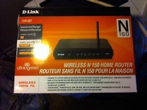 Routeur sans fil D-Link N150
