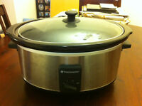 Toastmaster Slow Cooker - 6 Quart